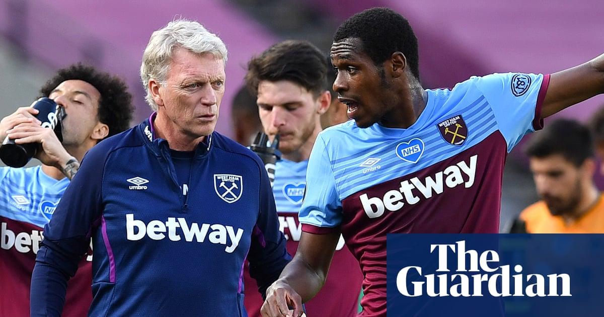 West Ham carrying out Covid tests after positives for Moyes and two players