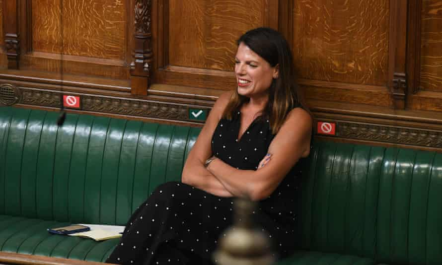 Caroline Nokes in the House of Commons.