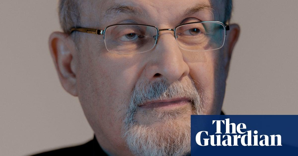 Salman Rushdie: 'I am stupidly optimistic – it got me through those bad years'