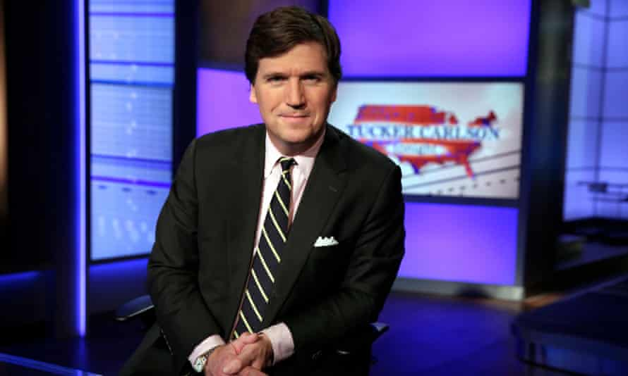 Tucker Carlson criticized the American Psychological Association's guidelines for working with men and boys.