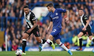 Christian Pulisic is coming off the bench instead of Olivier Giroud, leading to questions about the France striker's future at Chelsea.