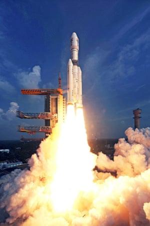 ISRO rocket launched in December 2014