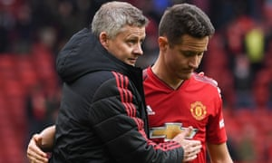 Ander Herrera (right) made 189 appearances for Manchester United but left the club after his contract expired.