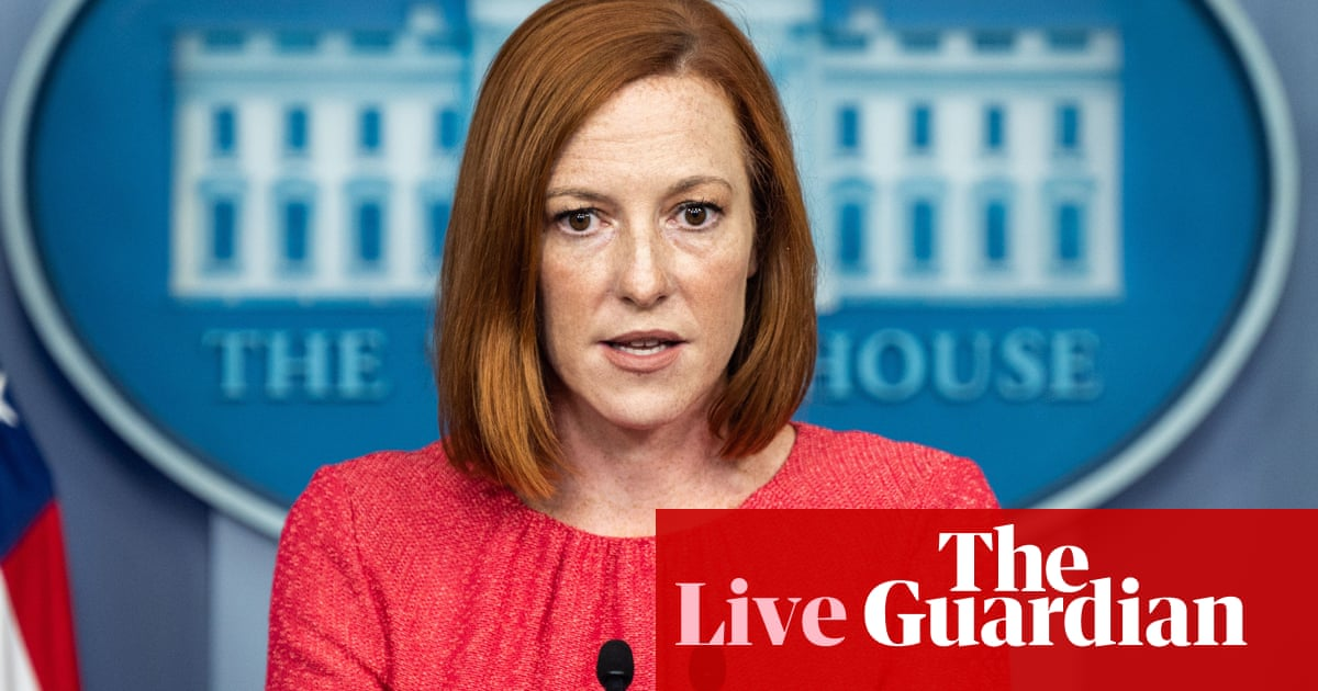 'Another terror attack in Kabul is likely,' White House says – live