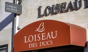 Loiseau des Ducs received a Michelin star for its food in February 2014.