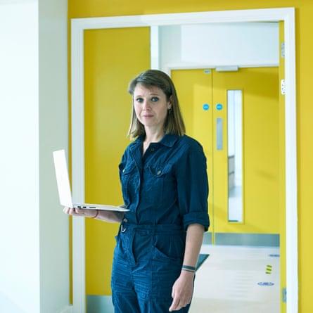 Nicole Pisani, co-founder of Chefs in Schools