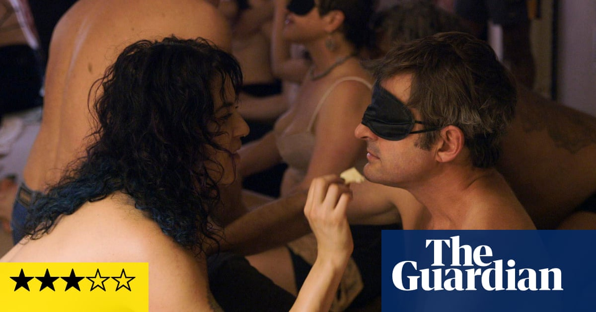 Altered States: Love Without Limits review – Louis Theroux treads his tightrope