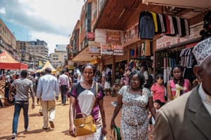 Linette Kirungi and Jennifer Mutesi frequently meet in Kampala. They go out together to their local bar, visit other acid attack survivors and support each other when things get difficult.