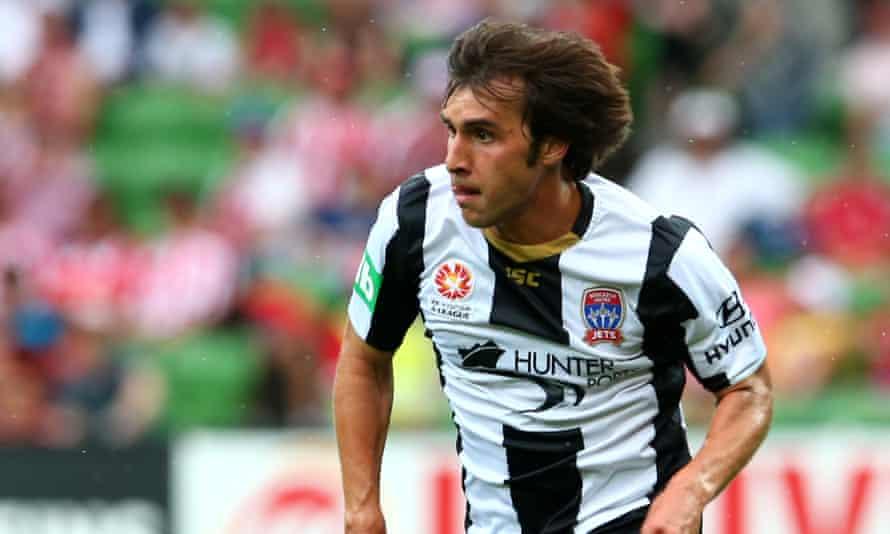 Bernardo Ribeiro played one season in the A-League for Newcastle Jets.
