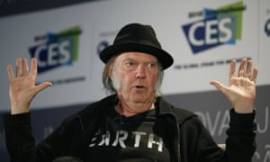 Neil Young … Off the Beeb.