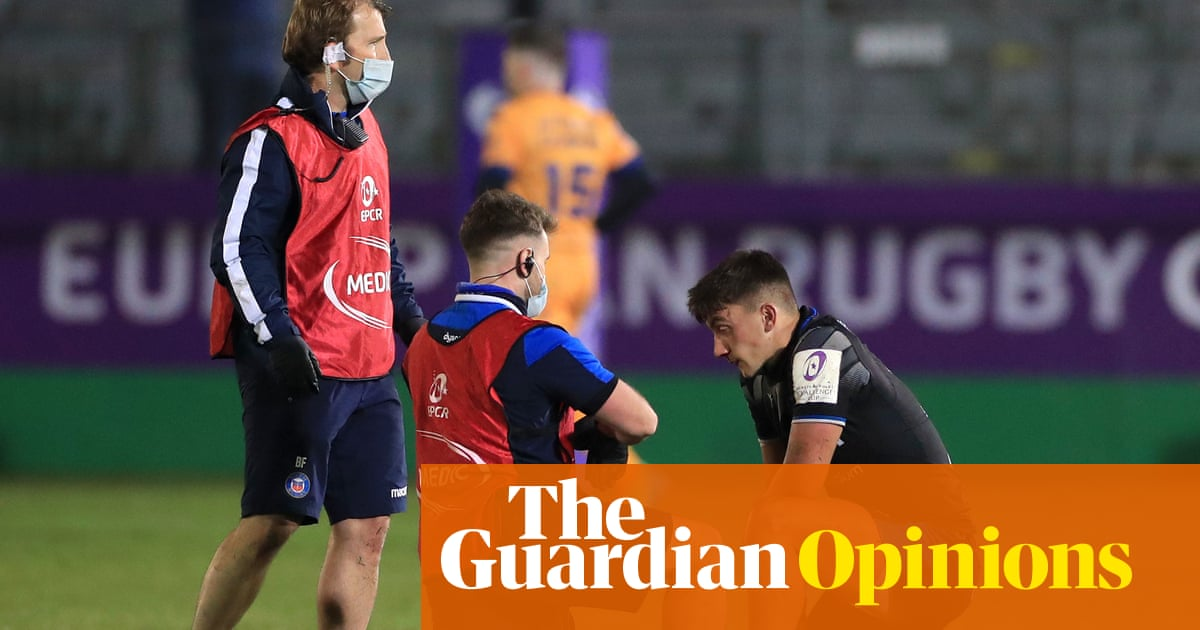 Rugby's problems run much deeper than concussion from the odd 'big hit'