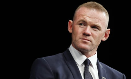 'Is he related to Mickey?': DC sports fans struggle to identify Wayne Rooney