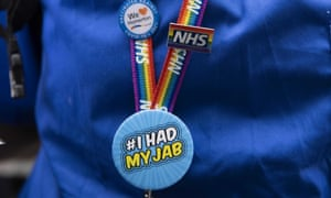 One NHS trust in England could have a fifth of staff absent within three weeks.