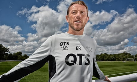 Gary Rowett: 'We're trying to take away feeling we've right to be up there because we're Derby'   Nick Miller