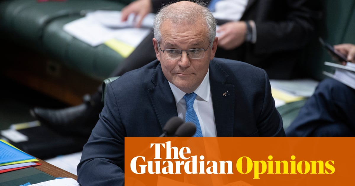 The Morrison government's 'vaccine rollout is not a race' nonsense tells us a lot about what's gone wrong