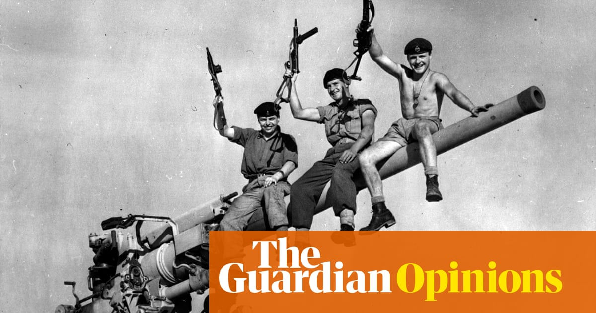 Was Afghanistan Britain's worst failure since Suez? It's a comforting fiction