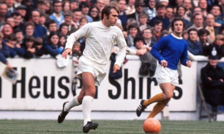 Leeds pay tribute to Terry Cooper after former England defender dies aged 77