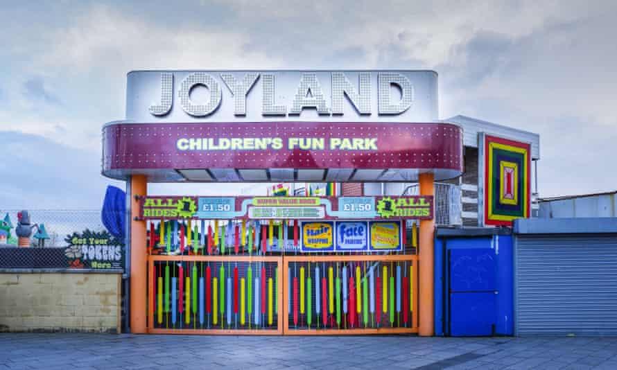 Joyland fun park in Great Yarmouth