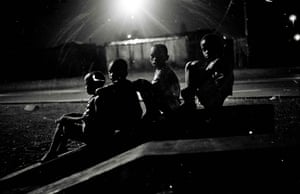 Tshepiso Mazibuko documents her township, capturing chance meetings between herself and her community.