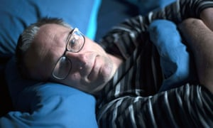 Michael Mosley in The Truth About Sleep.