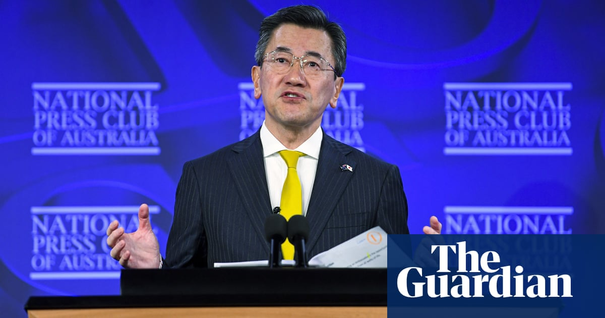 'We are in the same boat': Japan urges Australia to join forces to address challenge of China