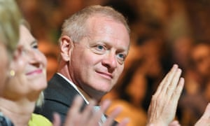 Phillip Lee at the Liberal Democrat party conference in Bournemouth on Tuesday