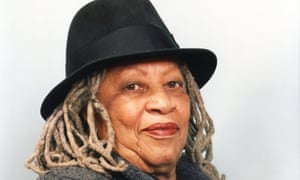 Toni Morrison: a book like Beloved enables readers with differing political beliefs debate a subject like slavery