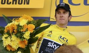 Geraint Thomas, Tour de France