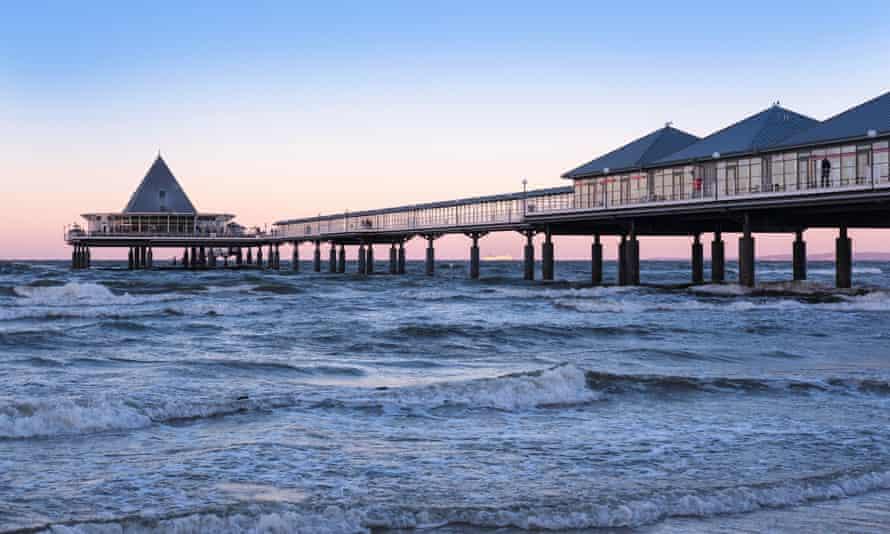 Heringsdorf Pier.