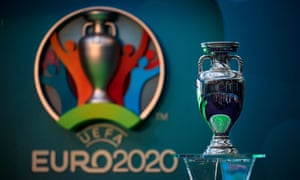 Euro 2020 is due to take place in 12 different countries from 12 June to 12 July.