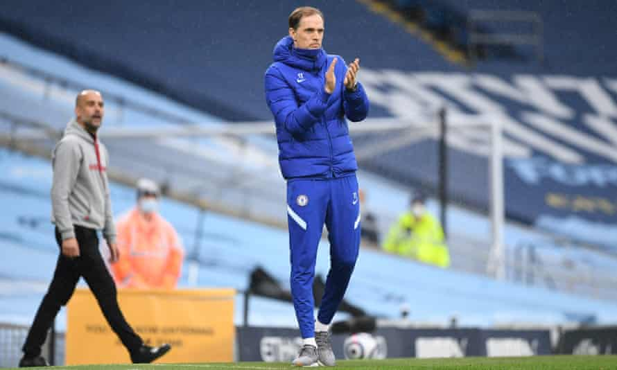 Thomas Tuchel says not having to worry about recruitment at Chelsea has enabled him to concentrate on coaching his players.