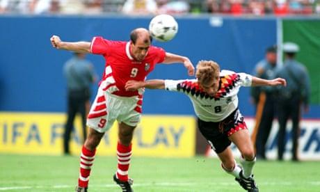 Golden Goal: Yordan Letchkov for Bulgaria v Germany (1994) | Daniel Harris
