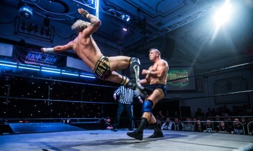 Thriving indy wrestling scene delivers exciting contemporary