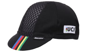 Hats off to the world championships: UCI's cap with rainbow stripes