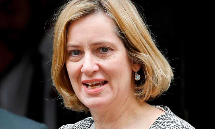 Amber Rudd