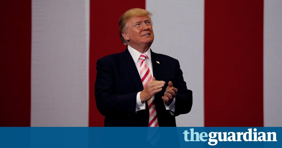 Kim Jong-un, the NFL and 'screaming at senators': Donald Trump's Strange night in Alabama