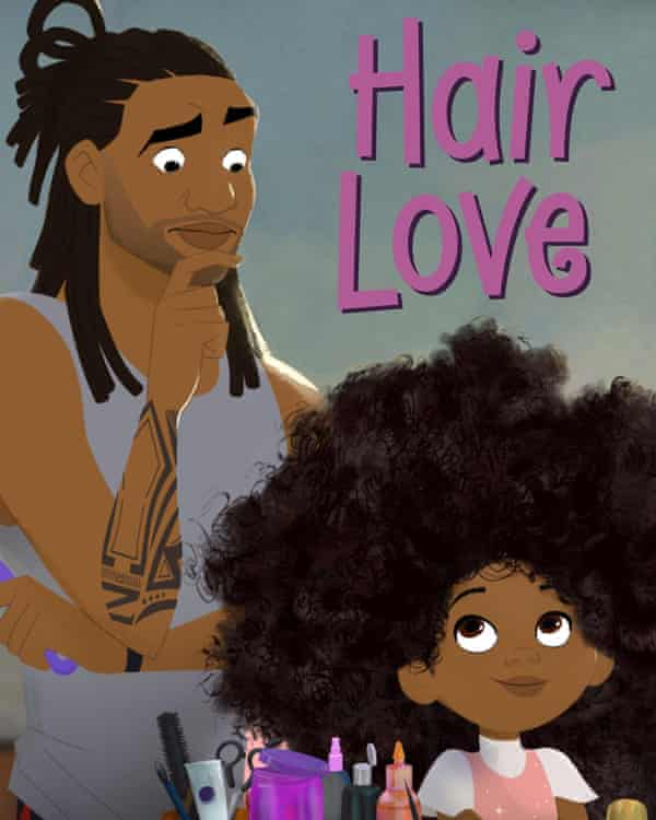 Oscar-winning short Hair Love,