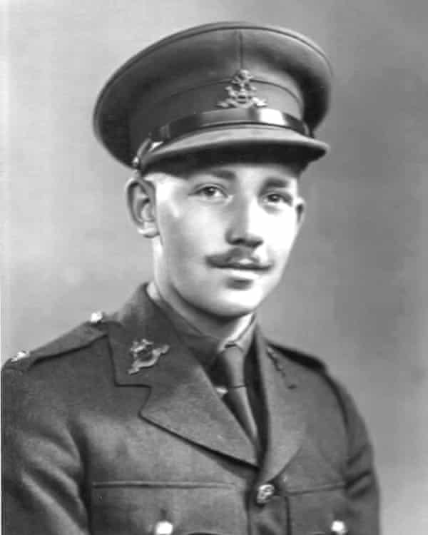 Tom Moore during the second world war