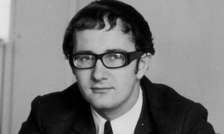 'A member of the family has left us' … Tony Calder, left in 1965.