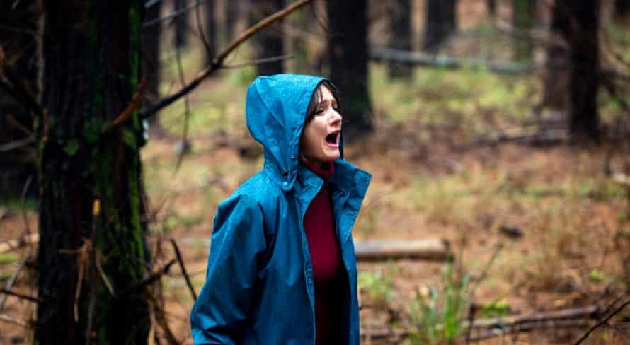 Emily Mortimer in Natalie Erika James' 2020 horror film Relic.