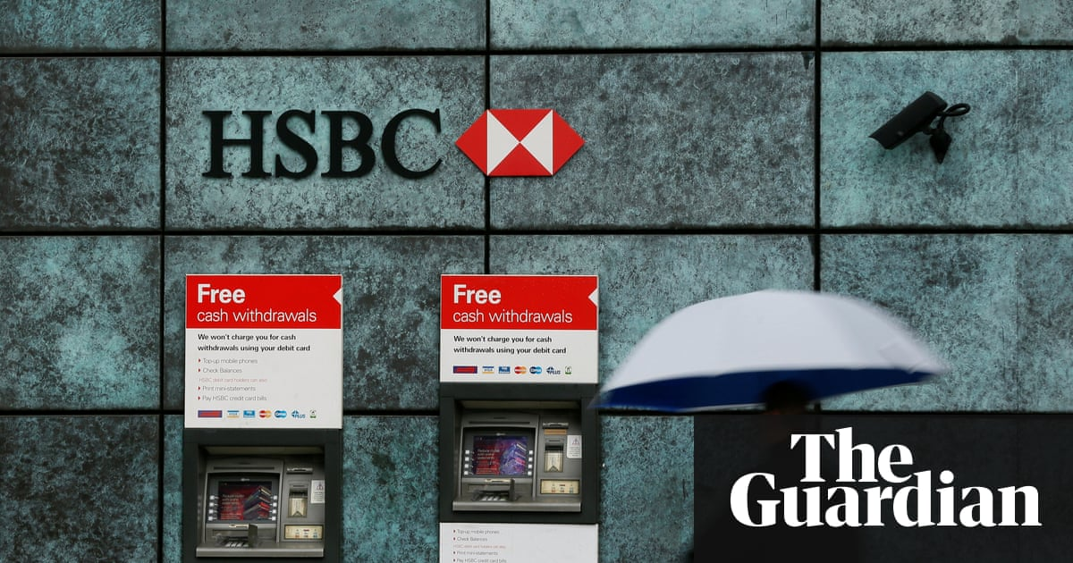 HSBC heads off complaints over small business account closures ...