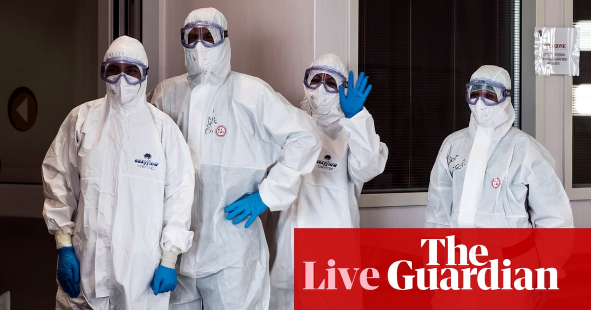 Coronavirus live news: US bars travel from Brazil as British PM's adviser reported to police over lockdown breach