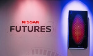 Nissan launches British-made home battery to rival Tesla's