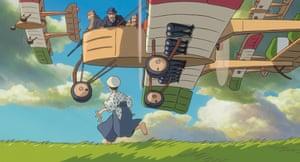 The Wind Rises by Studio Ghibli