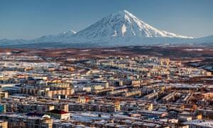 Pertopavlovsk-Kamchatskiy