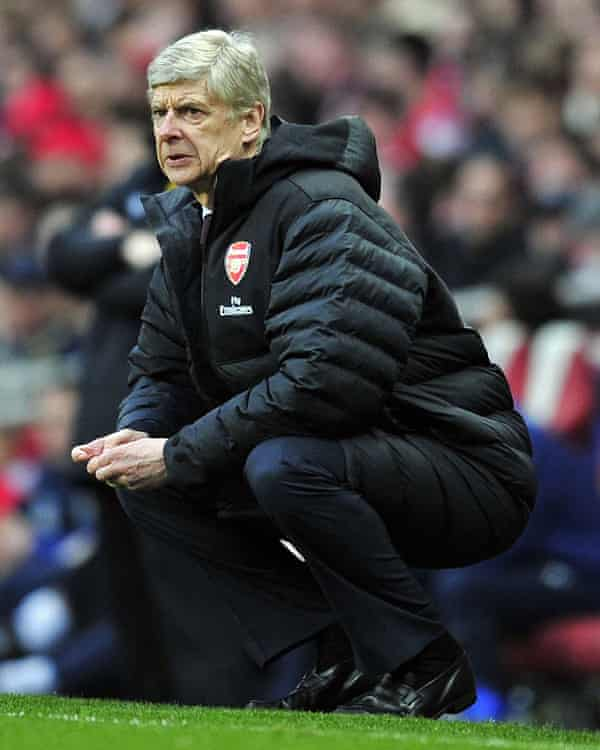 Arsenal were also beaten lower-league opposition in the League Cup that season, losing to Bradford City on penalties in December 2012.