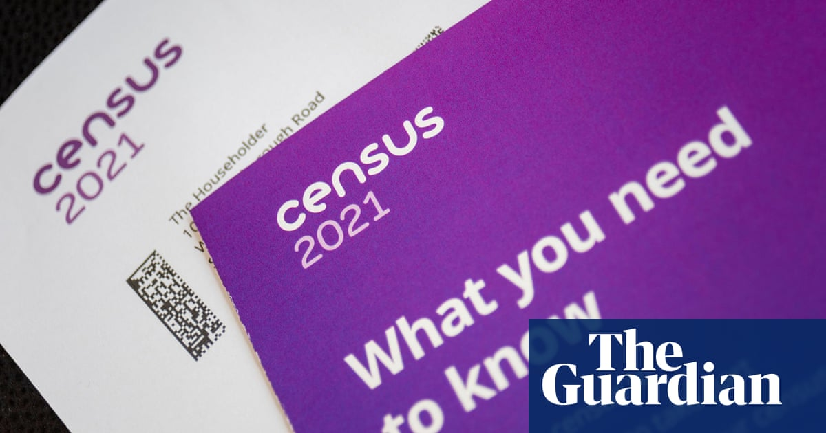 NHS body in England urges minority ethnic people to fill out census