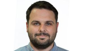 Portsmouth councillor Scott Harris