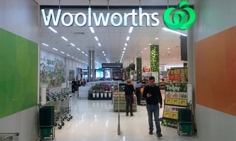 Woolworths to cut 500 jobs and close stores across Australia