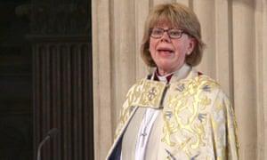 Sarah Mullally, the new bishop of London